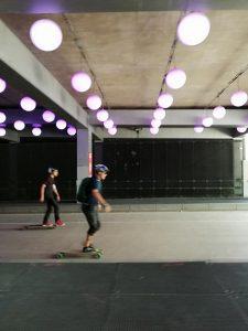 Rando skateboard Paris Riderz