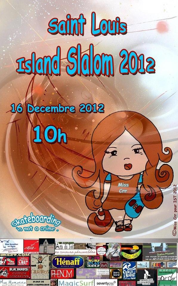 Pirate Slalom vs IST, ce dimanche 16 décembre !