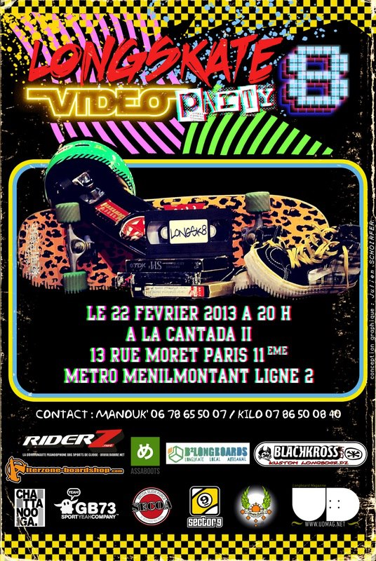 Longskate Video Party 8