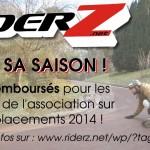 Prendre sa licence 2014 chez Riderz ?