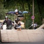 Riderz BoarderX de Menilmontant - 5 octobre 2014