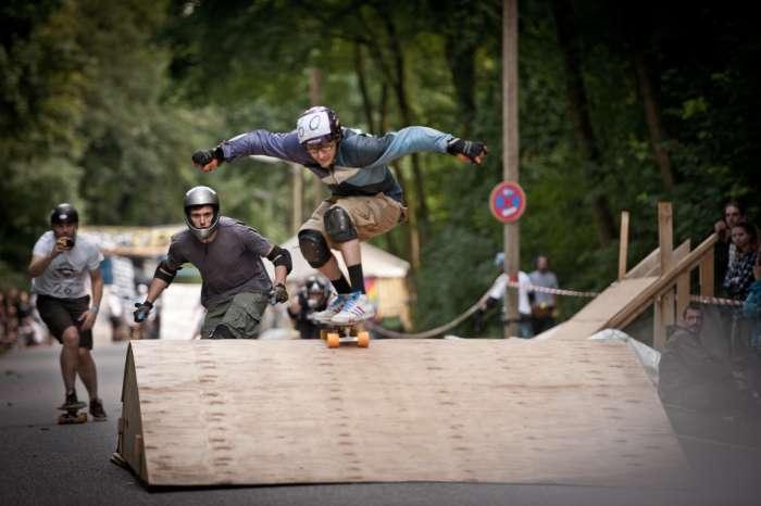 Riderz BoarderX de Menilmontant – 5 octobre 2014