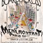 Riderz BoarderX Ménilmontant, les news !