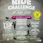 Montévrain Ride Challenge 2015 : infos and registration (english version)