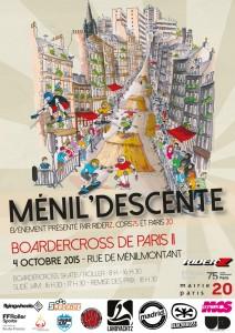 Ménil'Descente 2015