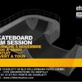 Skateboard Jam Session à Charlety – Dimanche 5 nov.