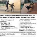 Stages de skateboard à Boutroux en avril