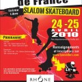 Le Parilly Slalom Contest, c'est ce week-end à Lyon, avec Riderz !