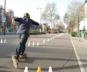 Pirate Slalom #2 (saison II) – Cyber race sur le Cours de Vincennes