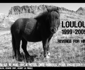 Nantes Waldeck Tour – Qui a tué Loulou? (10 mai 2009)