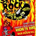 SKATEROCK 2008 – Samedi 28 Juin au CosaNostra Skatepark