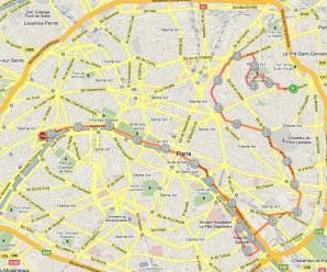 SUPER SESSION RIDERZ 2.5 Dimanche 31 Janvier  RDV à 11h devant le métro Télégraphe