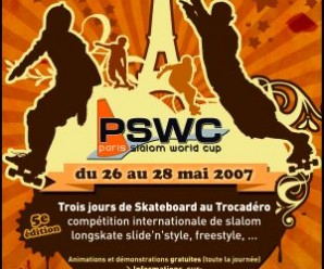 Paris Slalom World Cup,