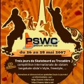Paris Slalom World Cup au Trocadéro du 26 au 28 mai 2007