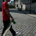 BEAT WALKIN EUROPE: à travers l'Europe en skateboard