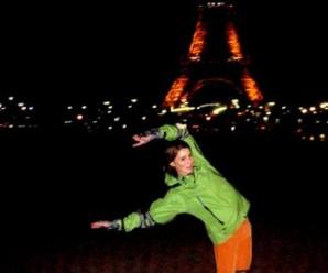 «Hier soir à Paris, -1°C…», récit d'une surfeuse au coeur de la ville