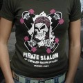 Tshirt Pirate Slalom!