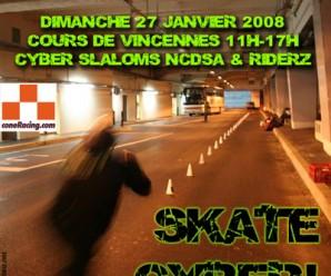 Cyber Pirate – Dimanche 27 janvier 2008