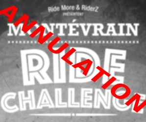 Annulation du Montévrain Ride Challenge