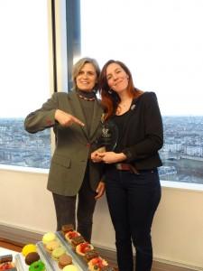 Erika et Christine Bernard du CDRS75