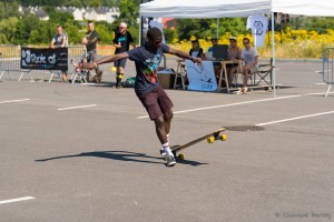 Longboard Freestyle Championnat de France longboard 2016 Nantes