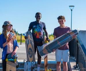 Un autre champion de France longboard chez Riderz !