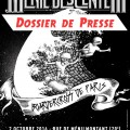 Dossier de presse et infos médias Ménil'Descente