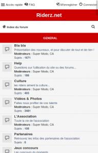 forum-riderz-responsive-design