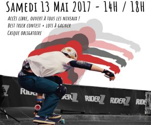 Kicker Session Riderz #2 Samedi !
