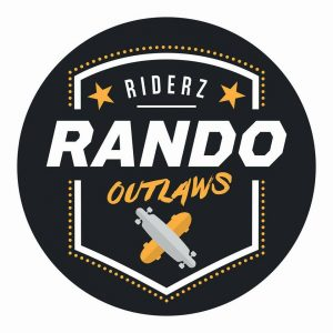 Logo Rando Riderz Outlaws 2017