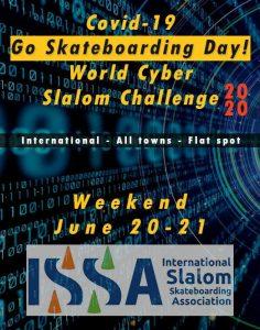 Cyber slalom juin 2020