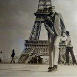 Patineur à roulettes au Trocadéro - Photo rollerenligne.com