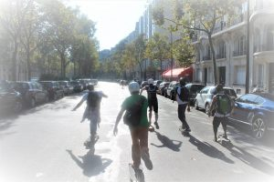Paris en longboard avec les Randos Riderz !