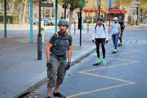 randonnee skateboard paris Riderz 171020